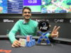 Fabiano Costa campeão do High Roller do H2 Club Campinas