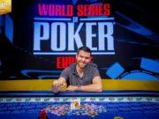 Jack Sinclair campeão do Main Event da WSOP Europa