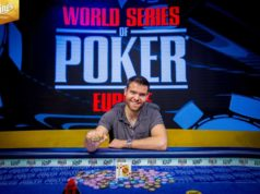 Jack Sinclair campeão do Main Event da WSOP Europa