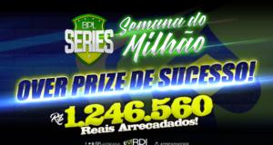 Semana do Milhão no Brasil Poker Live