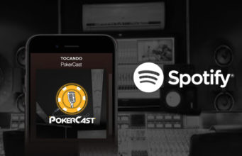 Pokercast agora no Spotify