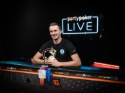 Steffen Sontheimer campeão do Super High Roller do Caribbean Poker Party