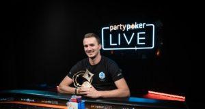 Steffen Sontheimer campeão do Super High Roller do Caribbean Poker Party