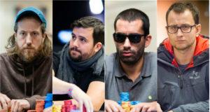 Steve O'Dwyer, Andras Nemeth, João Vieira e Rainer Kempe são finalistas do Millions World
