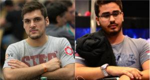 Thiago Grigoletti e Ivan Limeira