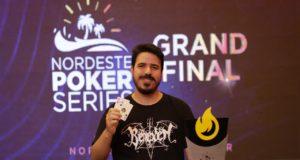 Paulo Nunes campeão do On Fire do NPS Recife