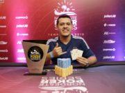 Rafael Silva campeão do Turbo Knockout do NPS Recife
