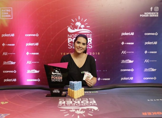 Larissa Dantas campeã do Ladies Only do NPS Recife