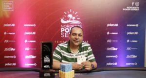 Sanderson Lelis campeão do BPL Storm do NPS Recife