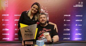 Alan Guion campeão do Main Event do NPS Recife