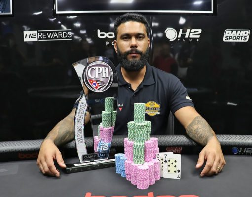 Daniel Vieira - Campeão CPH 6