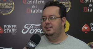 Geraldo César - BSOP Millions
