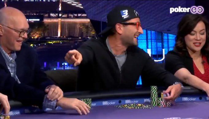 Antonio Esfandiari - Poker After Dark