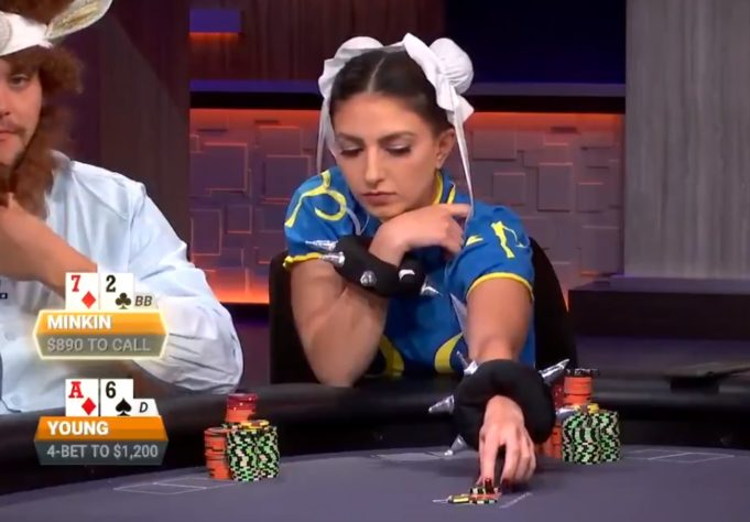 Kelly Minkin - Friday Night Poker