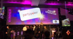 partypoker Operador de Poker do Ano no EGR Operator Awards