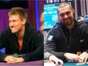 """Matt Kirk e David """"Doc"""" Sands"""