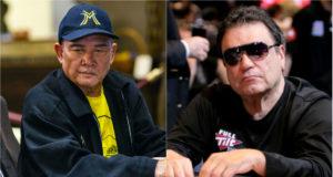 Men Nguyen e John Cernuto