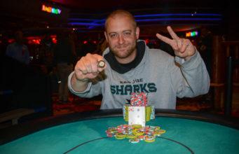Scott Sanders - Campeão WSOP Circuit Lake Tahoe