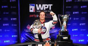 Patrick Serda - Campeão WPT Montreal