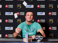 Akin Tuna campeão do High Roller do EPT Praga