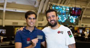 Caio Calmon - Campeão Desafio do Akkari - BSOP Millions
