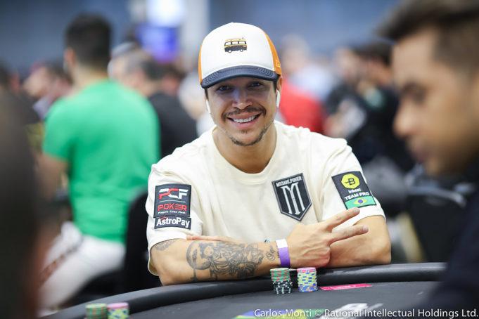 Felipe Mojave - BSOP Millions