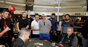 Bolha do High Roller - BSOP Millions