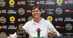 Francisco Neto - Campeão Inbest Super High Rollers - BSOP Millions