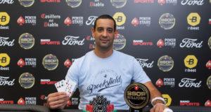 José Arenstein campeão do 8-Game do BSOP Millions