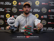 Geovanne Pereira campeão do DeepStack Turbo do BSOP Millions