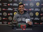 Naresh Trivedi - Campeão Microstack BSOP Millions