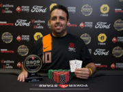 Guilherme Franco campeão do Turbo Mega Deep do BSOP Millions
