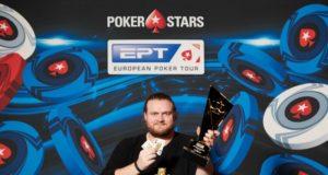 Henrik Hecklen campeão do High Roller do EPT Praga