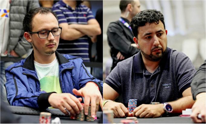 Leocir Carneiro e Luciano Augusto