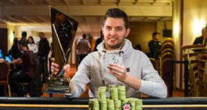 Matthias Eibinger campeão do Super High Roller do EPT Praga