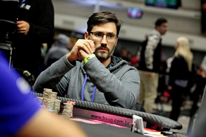Ricardo Mostacero - BSOP Millions
