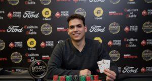 "João Paulo ""Tiltinha"" Gomides - Campeão High Rollers BSOP Millions"