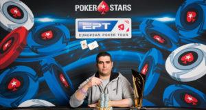 Yaniv Peretz campeão do National High Roller do EPT Praga