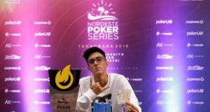 Victor Oliveira campeão do On Fire do NPS Grand Final