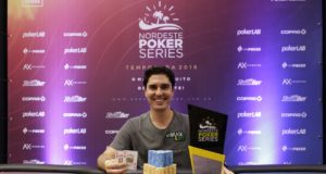 Guilherme Chenaud campeão do High Roller do NPS Grand Final
