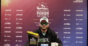 Felipe Guimarães campeão do Turbo Small Shot do NPS Grand Final