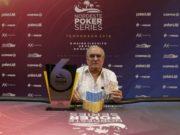 Francisco Baima campeão do 6-Max do NPS Grand Final