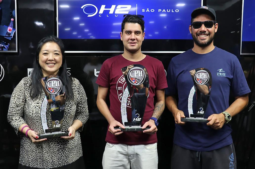 Meiri Midori, Matheus Dias e Everton Caldas - Main Event 7º CPH