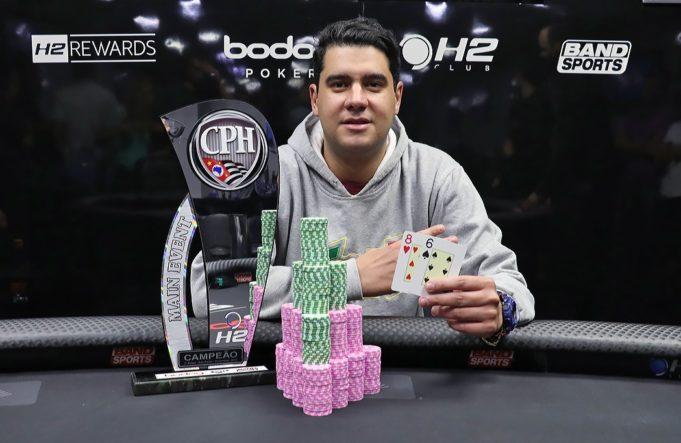 Matheus Dias - Campeão Main Event 7º CPH