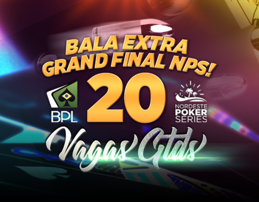 Bala Extra NPS - Brasil Poker Live