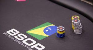 Fichas - BSOP Millions