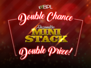 Double Chance, Double Prize no Especial de Natal do Brasil Poker Live