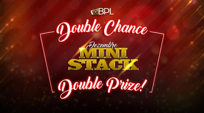 Double Chance, Double Prize no Especial de Natal do Brasil Poker Live