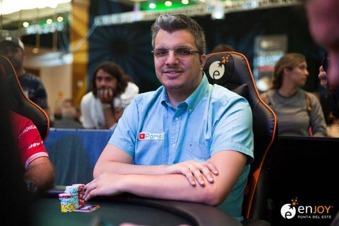 Douglas Ferreira - WSOP Uruguai