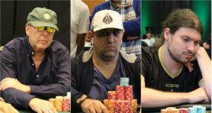 Gil Morgensztern, Marcelo Mesqueu e Alfeu Bueno - Gran Final Millonaria - Enjoy Punta del Este